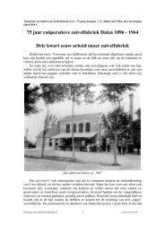 Dalen - Zuivelhistorie Nederland