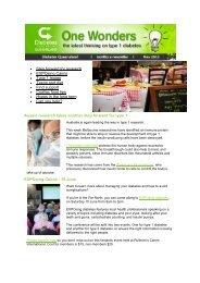 May 2013 - Diabetes Queensland