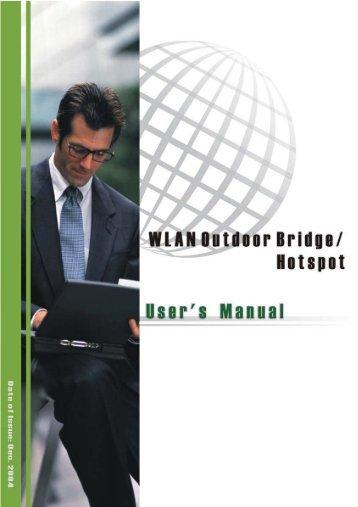 Separate ODU Series Manual -V4.0.6.1.pdf - fileserver