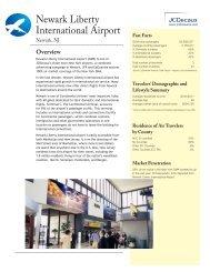 Newark Liberty International Airport - JCDecaux North America
