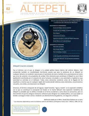 ALTEPETL - Centro de Investigación e Información Digital - UNAM