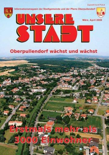 Unsere Stadt 1/2008 (2,32MB) - Oberpullendorf