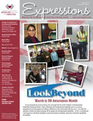 March 2013 • Volume 20, Issue 1 - Portage County Board of ...