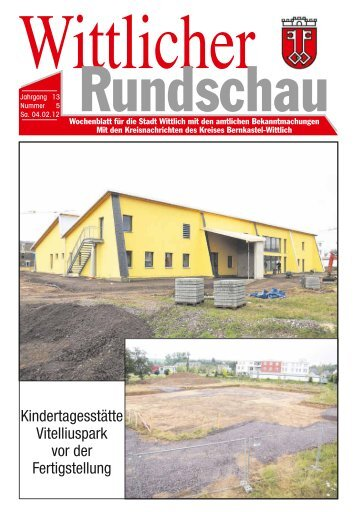 SB-Warenhaus Wittlich Mo - Sa 8