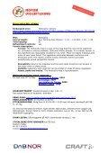 Informasjon 1 – testløp 14. og 15. mai i Frankrike - Page 2