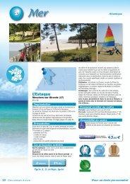 Catalogue Classes de Découvertes - Mer (pdf) - Pep