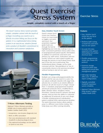 Brochure - Claflin Medical Equipment