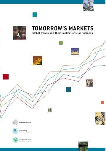 TOMORROW'S MARKETS - Cecodes