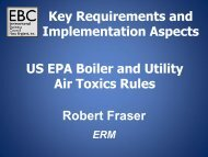 Robert Fraser Key Requirements and Implementation Aspects US ...