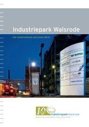 Unternehmen im IPW - Industriepark Walsrode
