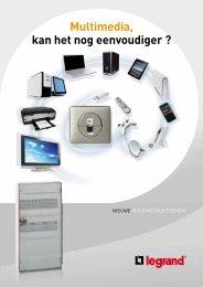 Multimedia, kan het nog eenvoudiger ? - Legrand
