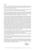 TARIM RAPORU (2012 YILI ÇALIŞMALARI) - İlçe Gıda Tarım ve ... - Page 2