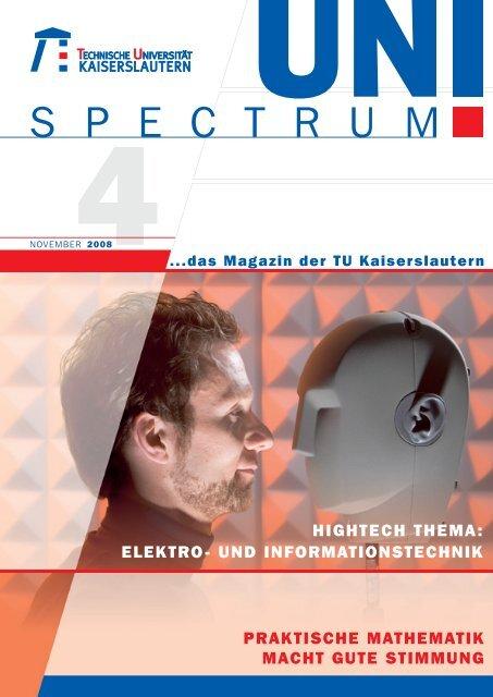 m/w - Universität Kaiserslautern