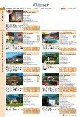Unterkünfte 2010 - Tourismusverein Klausen - Page 2