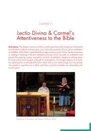 Lectio Divina & Carmel's Attentiveness to the Bible - British Province ...