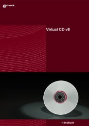 Virtual CD v8 - H+H Software GmbH