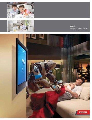 Vestel Faaliyet Raporu 2010 - Vestel Yatırımcı İlişkileri