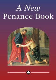 A New Penance Book - Ignatius Press