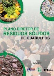 Plano Diretor de Resíduos Sólidos - Programa Cidades Sustentáveis