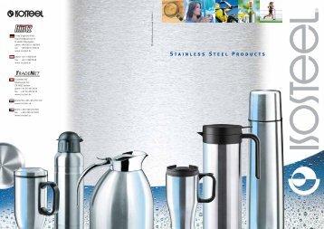 Stainless Steel Products - Vandernet