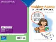 Making Sense of Dollars and Cents M - Catawba County Schools