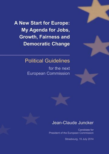 Political-Guidelines-Juncker