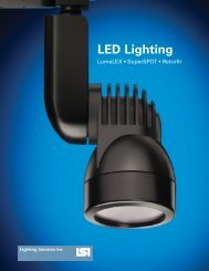 LED Lighting - Lighting Services Inc