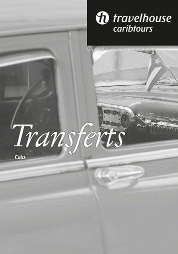 Transferts Cuba - Travelhouse