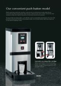 FilterFlow Automatic Water Boilers - Page 6
