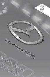 Preisliste - Mazda
