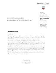 Info om og tilmelding til Sommer Klub i uge 29, 2012