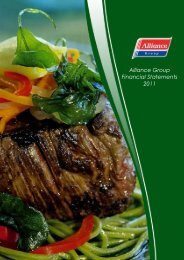 Download - Alliance Group Limited