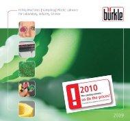 Pumps - Bürkle GmbH