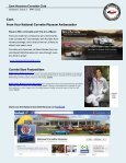 The Corvetter Newsletter - Sam Houston Corvette Club - Page 7