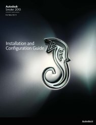 Installation and Configuration Guide - Autodesk