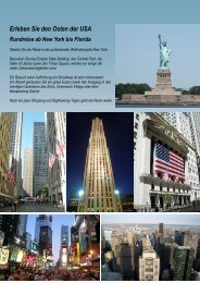 USA Ost / New York bis Florida