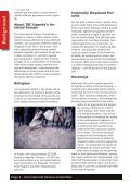International Rescue Committee Uganda Program 2005 Annual ... - Page 4