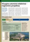 Nucleus specialus numeris - Visagino atominės elektrinės projektas - Page 6