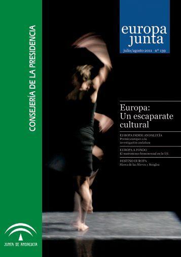 Nº 139 (IV 2011) - Junta de Andalucía
