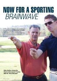 golf play with Peak Achievement Training