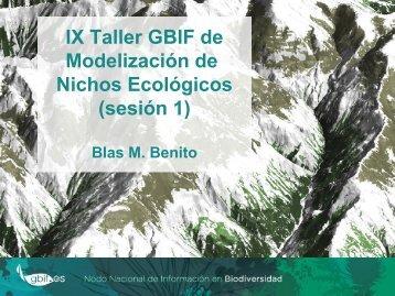 modelo - Gbif.es