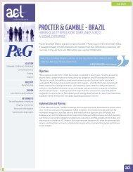 Procter & Gamble - Brazil - Acl.com