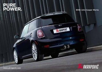 PURE POWER. - Auto-Stieger