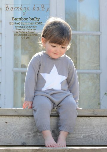 SS13 Catalogue - Bamboo baBy