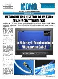 MEGACABLE UNA HISTORIA DE TV: ÉXITO DE SINERGIA Y ...