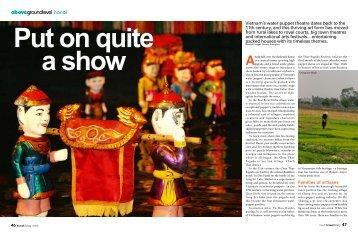 abovegroundlevel hanoi - visit Vietnam