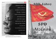 100 Jahre SPD-Alzenau