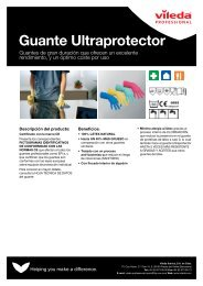 Guante Ultraprotector - Vileda Professional