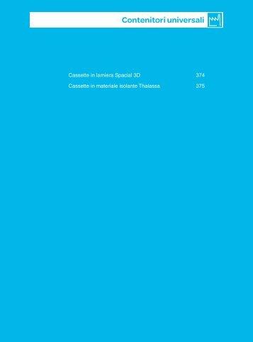 Contenitori universali - Schneider Electric