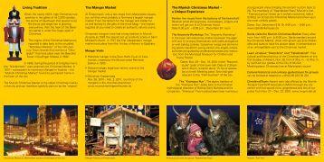 Munich Christmas Market 11/26/10 - Hotel Schlicker
